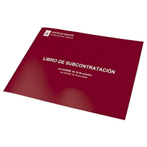 Dohe 9991 - Libro de subcontratación, Gallego y Castellano