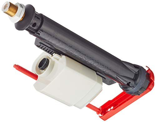 Wirquin 16110011 Fb150tl3 jollyfill bas telescopique - embout 3/8 laiton, Gris/Rouge/Blanc