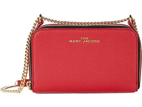 Marc Jacobs Damen The Everyday Crossbody Umhängetasche, Klassisches Rot, Einheitsgröße