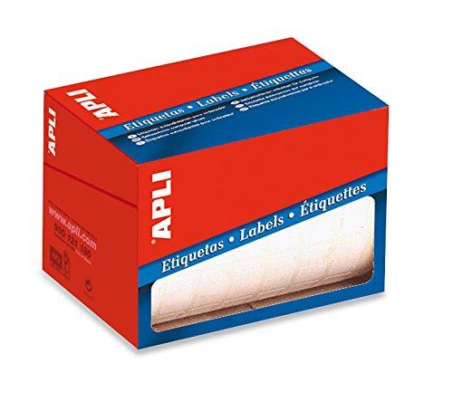 APLI 1694 - Rollo etiquetas blancas 34 x
