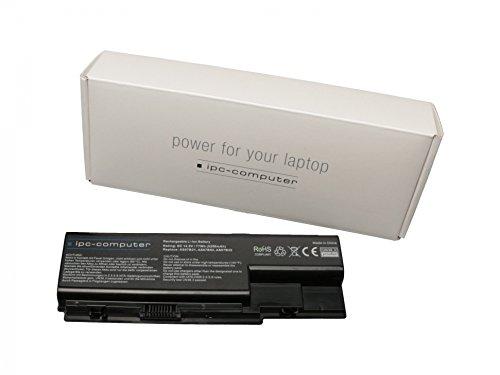 ipc-computer Batterie 77Wh Compatible avec la Serie Packard Bell EasyNote LJ61