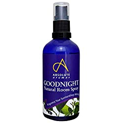 NATURAL – Fragrance your space naturally with Goodnight blend room spritzer spray, made with 100% pure natural, vegan, cruelty-free, sustainably sourced essential oils GOODNIGHT – Made with an essential oil blend of lavender, vetiver, chamomile, gera...