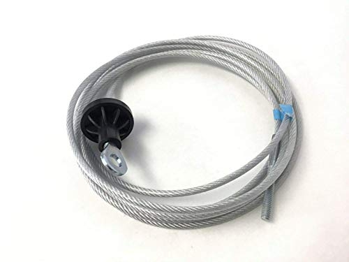 Icon Health & Fitness, Inc. Cable Assembly 176736 Works W Weider 8510 8515 8525 WESY18520 Stack Gym