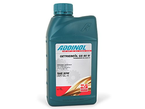 ADDINOL GETRIEBEÖL GS 80 W, 1 Liter