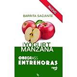 OBEGRASS - BARRITAS DE YOGURT Y MANZANA ENTREHORAS FIBRA 1ud