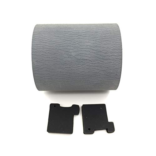 Best Prices! OKLILI PA03586-0001 PA03586-0002 1PC Pick Pickup Roller Tire + 2PC Separation Pad Rubbe...