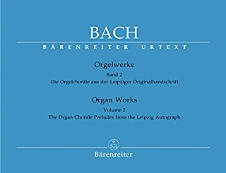 Best bach chorale preludes for organ Reviews