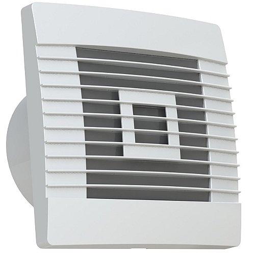 Lüfter Badlüfter Ventilator mit Feuchtesensor , Nachlaufrelais Ø 100, 120, 150 mm Prestige (Ø 100)