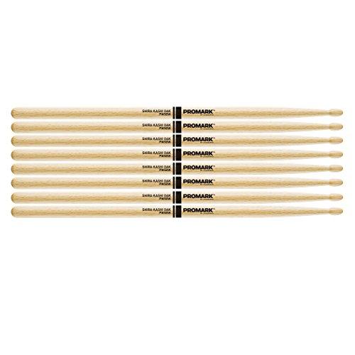 Promark Shira Kashi Oak Classic 5B 4-Pack, Four Pairs (PW5BW-4P)