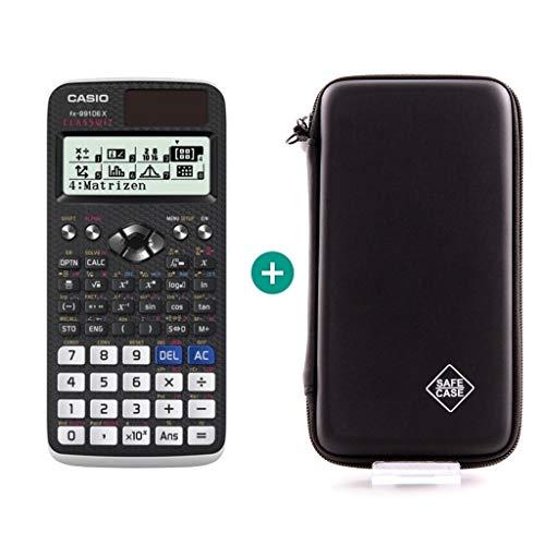 Casio FX-991DE X + Schutztasche