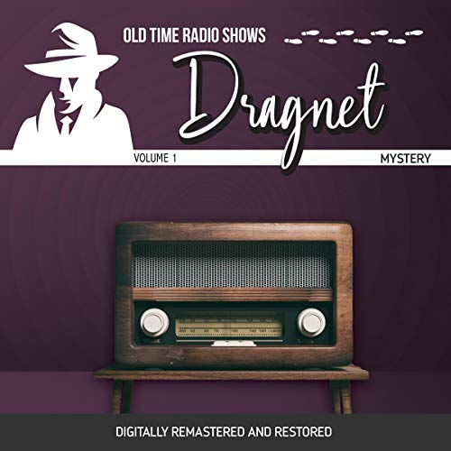 Dragnet: Volume 1 audiobook cover art