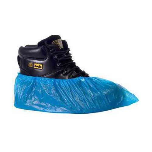 Yala 270158 Disposable Blue Overshoes (Pack of 100)