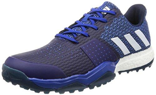 adidas Adidas adipower Sport Boost 3Golf Schuhe, Herren, mehrfarbig (azul / blanco / gris), 41 1/3 EU (7.5 UK)