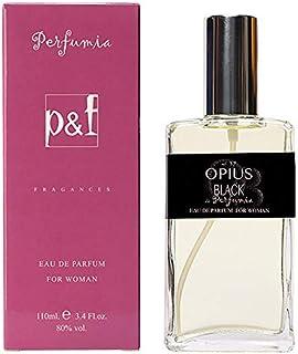 by p&f Perfumia Eau de Parfum para mujer Vaporizador (OPIUS BLACK 110 ml)