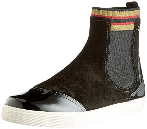 Gioseppo 56720, Zapatillas Altas para Mujer, Negro (Negro Negro), 36 EU