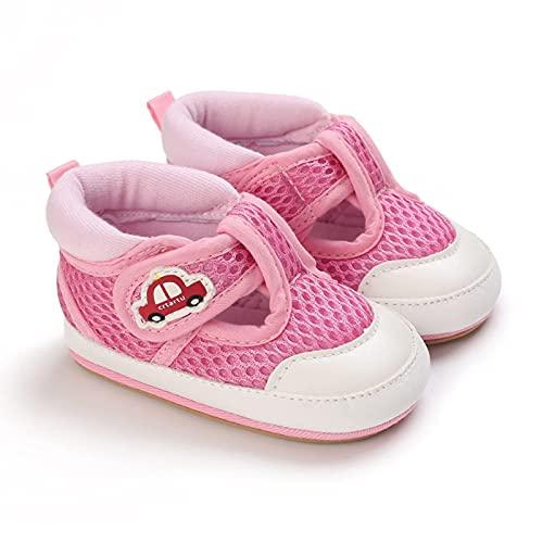 YWLINK Zapatos De Varilla MáGica De Malla De Malla De Color SóLido para Hombres Y Mujeres Zapatos para BebéS Y NiñOs PequeñOs Zapatos para BebéS Zapatos Deportivos