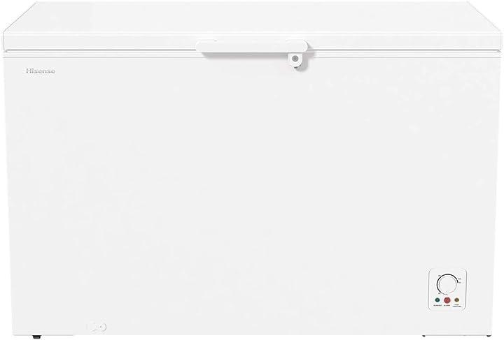 Congelatore hisense fc499d4aw orizzontale 384 l bianco FC499D4AW1