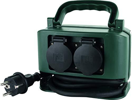 REV Ritter REV - Stromverteilungseinheit - Wechselstrom 230 V - 3500 Watt - Eingabe Eingang - Power Strip