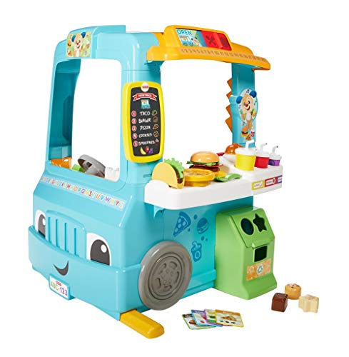 Fisher-Price- Juguete, Multicolor (Mattel FXT91)