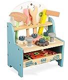 varbertos Mini Tool Bench Toy Set for Kids...