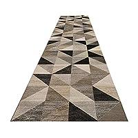 廊下カーペット洗える狭いホールの廊下ランナーカーペットキッチン階段入口用滑り止めエントランスマット (Size : 160*700cm)
