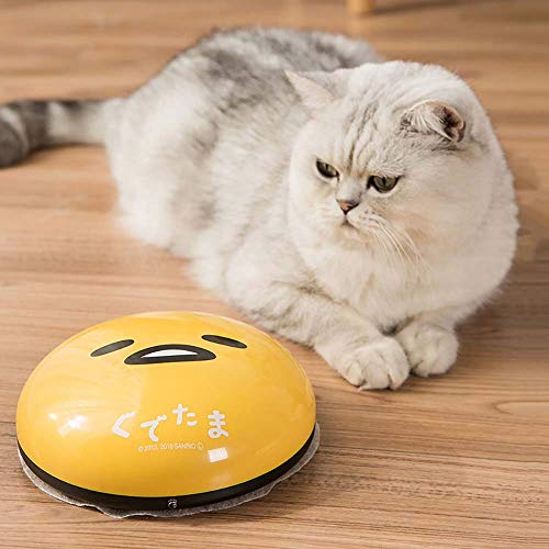 FXQIN Juguete Teaser para Mascotas Robot de Barrido Divertido Gato ...