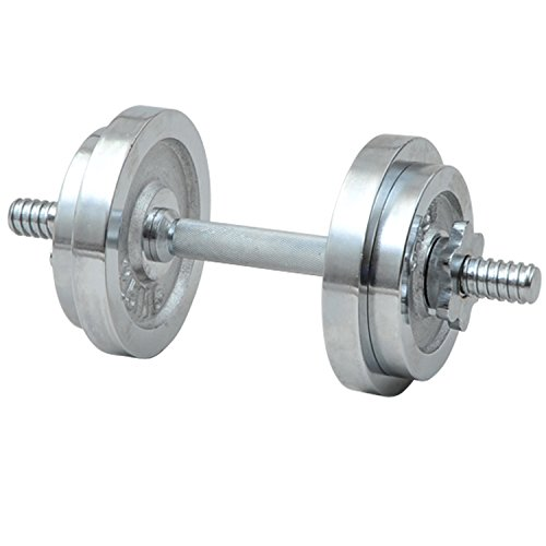 山善 Circulate クロムダンベルセット 10kg SD-10