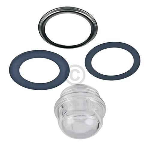 Lampenabdeckung für Backofen Ø 41mm Bosch 00608656