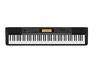 Casio CDP-230RBkC5 Digital Piano with 88 Weighted Touch Response Keys - Black (B00IS3MFB8)   Amazon price tracker / tracking, Amazon price history charts, Amazon price watches, Amazon price drop alerts