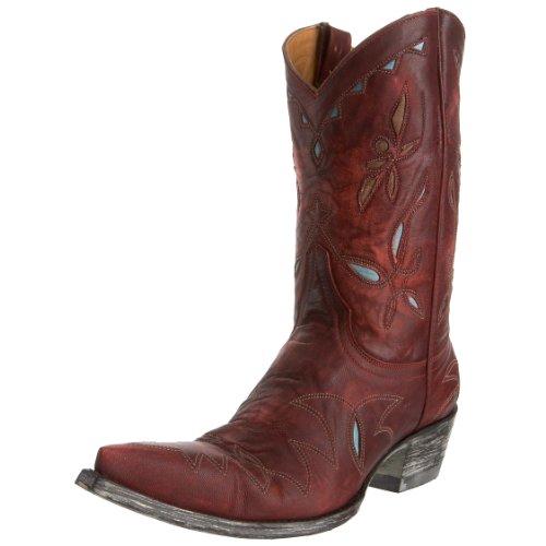 Old Gringo Damen Reno Stiefel, Rot (rot), 43 EU