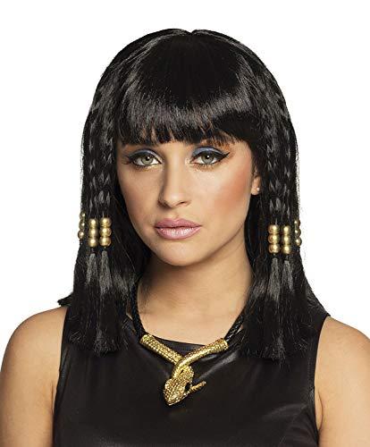 Boland Perruque Cleopatra noire - 10132102