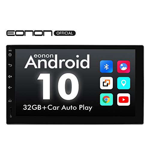 eonon GA2180A Android 10 2Din GPS Navigation Quad-Core 7