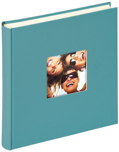 walther design FA-208-K  Designalbum Fun, petrolgrün, 30 x 30 cm