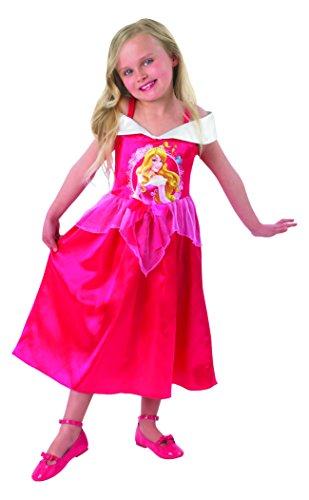 Disney Princesas Bella durmiente Storytime, disfraz para niños (Rubie's 888789-M)
