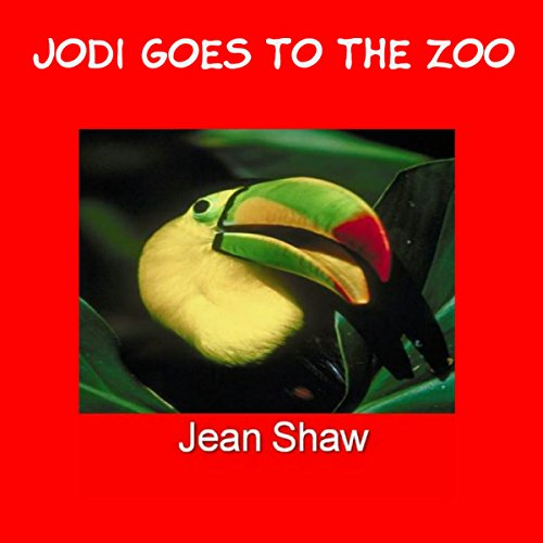 Jodi Goes to the Zoo: Educational Illustrated Childrens Rhyming Book audiobook cover art