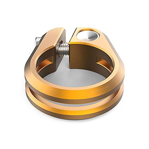JSSEVN 1 Pieza De Tija Abrazadera De Poste Accesorio De Pieza De Asiento AleacióN De Aluminio 26.8 Mm
