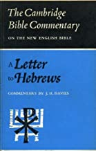 Best the cambridge bible commentary on the new english bible Reviews