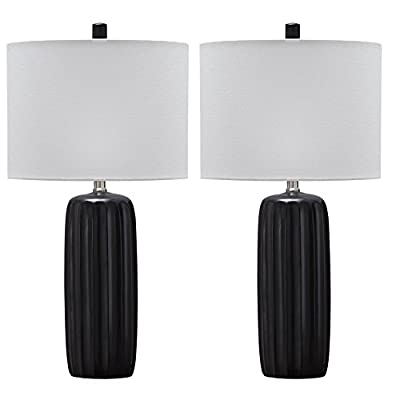 Signature Design by Ashley Adorlee Table Lamp, Set of 2