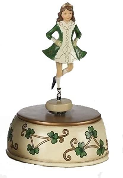 7 Musical Irish Dancer Figurine