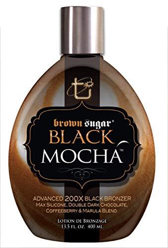 Brown Sugar BLACK MOCHA 200X Black Bronzer - 13.5 oz. by Brown Sugar