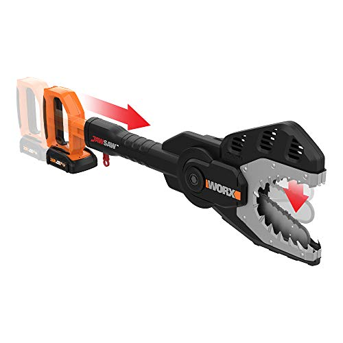 WORX WG320 20V Power Share Cordless 6-inch JawSaw...