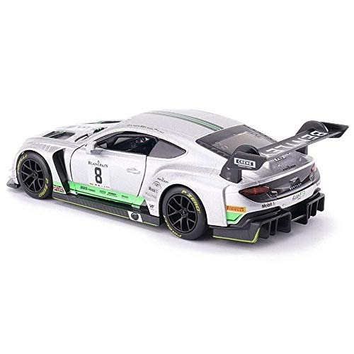modelo de construcción de coches, Modelo de vehículos Modelo de automóviles 1:32 Aleación de deportes Adornos de juguete de fundición de troquel Deportes Joyería de colección de autos deportivos, 15x6