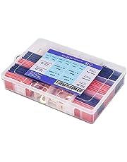 Heat Shrink Tube Kleurrijke Tubing Set Combo Diverse hoezen Wrap Cable Wire Kit voor DIY 100 stuks, Tool Set