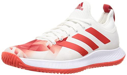 adidas Defiant Generation W, Zapatillas Deportivas Mujer, FTWBLA/Rojo/Rojo, 39 1/3 EU