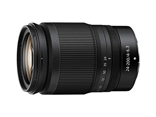 NIKON NIKKOR Z 24-200mm f/4-6.3 Compact Telephoto Zoom Lens for Nikon Z Mirrorless...