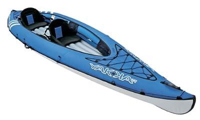 Y1003 BIC Yakkair-2 Lt Inflatable Lite Kayak