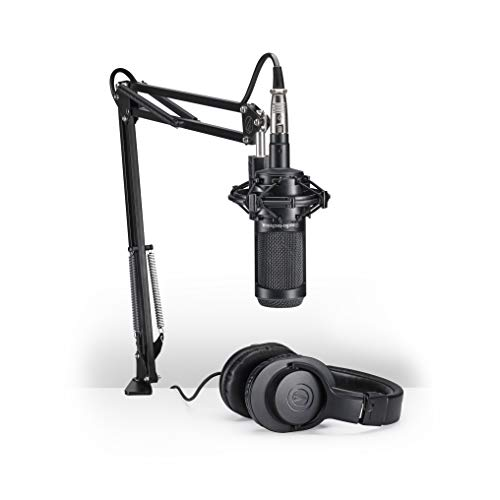 Audio-Technica AT2035PK Mic Podcasting