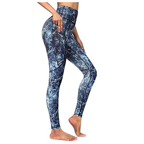Preisvergleich Produktbild Gefüttert Mädchen Radlerhose Strumpfhosen Jungen 110-116 Freizeithose Damen Lang Damenhosen Stretch Winter Laufhose Damen Damenunterhosen(B-Blau, M)