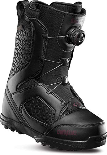 thirtytwo Women's STW Boa '18 Snowboard Boots, Size 9, Black