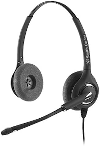 2021 2.5 MM wholesale Headset - Smith Corona Headset in PLT Compatible QD - Binaural - 2021 Includes 2.5MM Bottom Cord outlet online sale